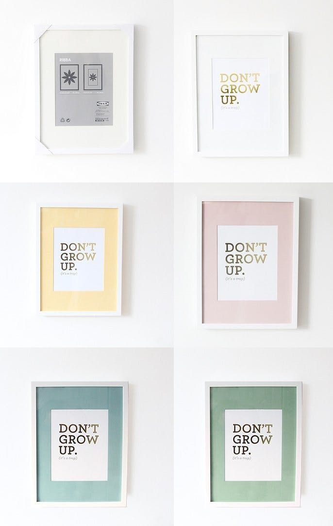 25 best ideas about ikea frames on pinterest ikea. Black Bedroom Furniture Sets. Home Design Ideas