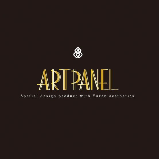 ART PANEL Spatial design product with Yuzen aesthetics