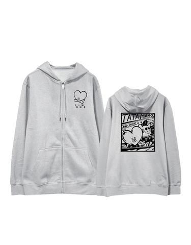 4fecf56a68 Image result for bt21 mang black and white