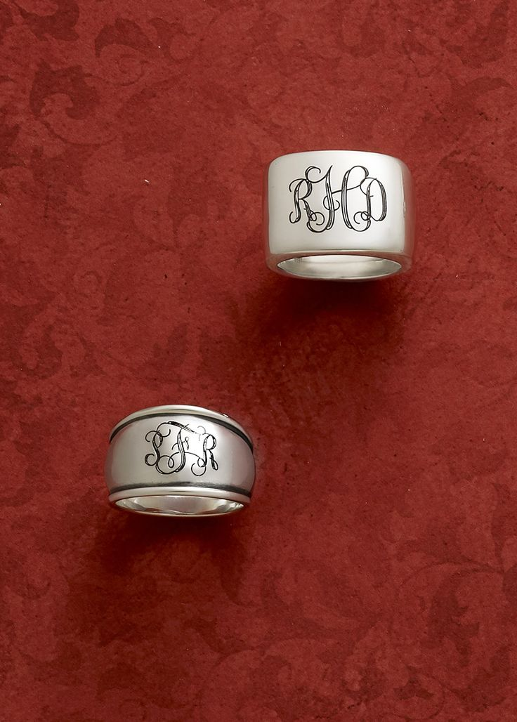 Personalize Your Ring at James Avery Jewelry