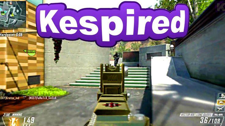 CoD Black Ops 2 Montage [2] RELENTLESS 20 Killstreak Vector K10 Raid Har...