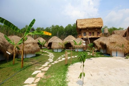 Mushroom Point in Sihanoukville, Cambodia - $8
