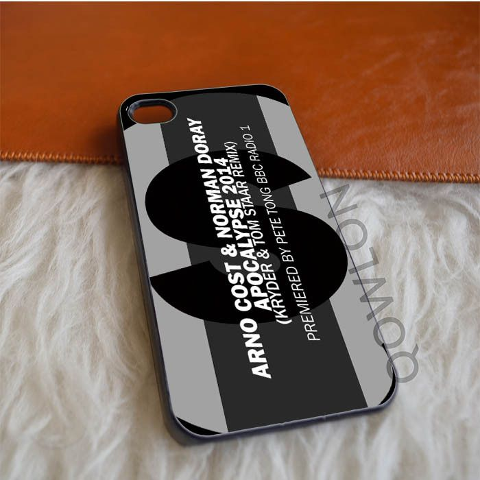 Arno Cost and Norman Doray iPhone 4 | 4S Case