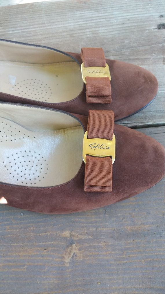 Check out this item in my Etsy shop https://www.etsy.com/listing/288395977/classic-vintage-satchi-shoes-brown
