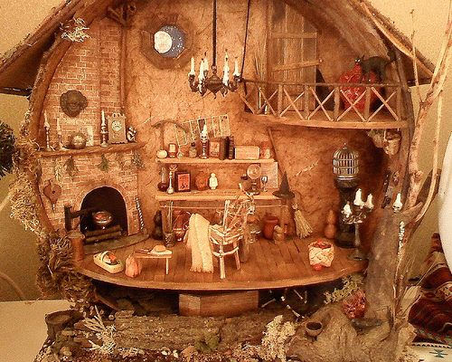 Witches Room.