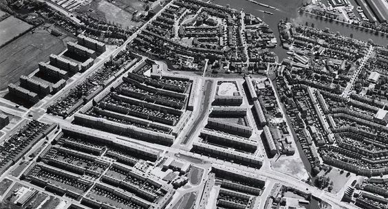 Luchtfoto's Zaandam (jaartal: 1960 tot 1970) - Foto's SERC