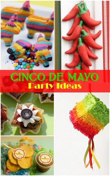 Cinco de mayo party ideas cinco de mayo crafts pinterest cinco de mayo fiesta party and - Cinco de mayo party decoration ideas ...