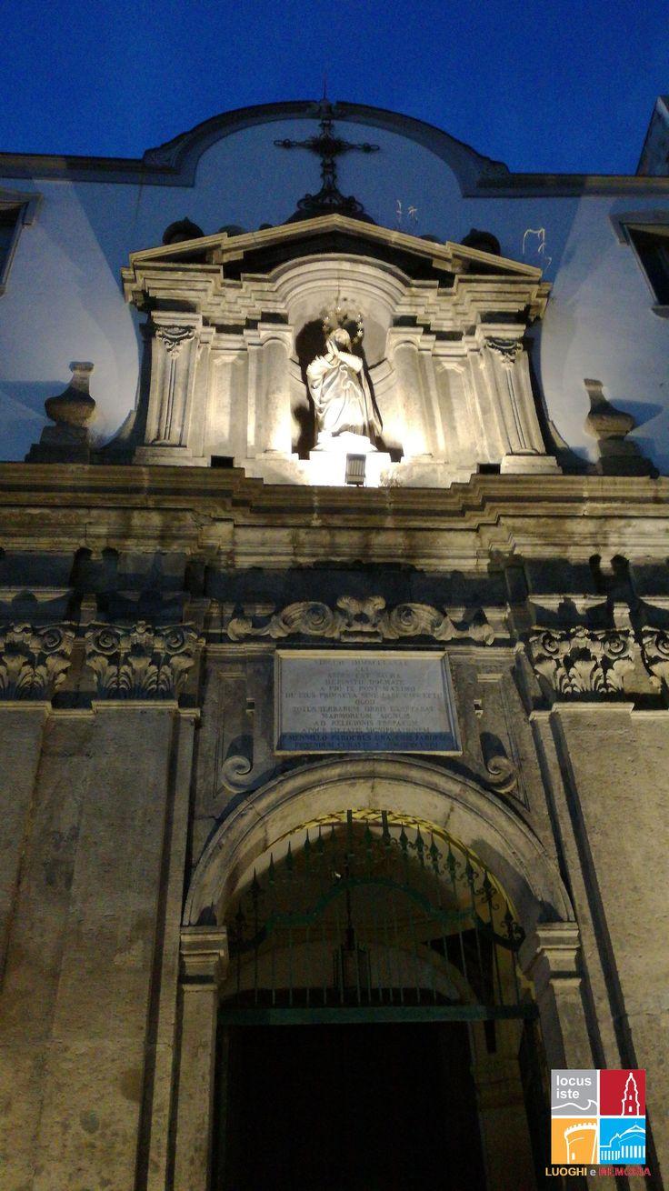 Chiesa della Madonna dei Vergini - Borgo dei Vergini (Napoli)