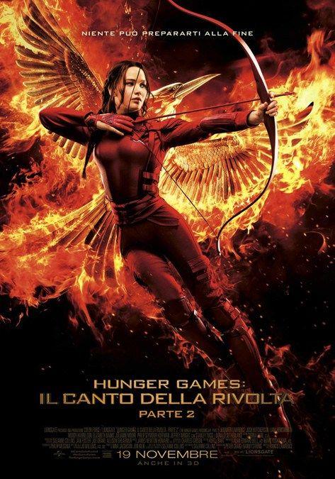 Katniss nella battaglia finale contro il presidente Snow. Scopri tutte le info, la programmazione, l'orario spettacoli!
