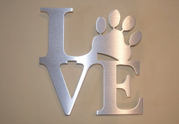Puppy Love Metal Wall Art This one-of-a-kind 18″ X 18″ art piece is cut from a thick, yet lightweight sheet of aluminum, brushed by hand and protected with a professional grade clear coat. Inspire Metals Art is only made using high-strength American made recycled aluminum that is often used in the aircraft industry. We care about your safety, equipping our signs with a post mount hanging technology is how we ensure the most secure installation of your metal art. All of our pieces are…