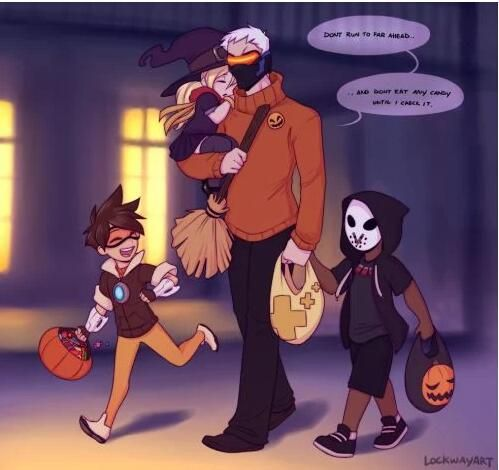 You know 76 would make a great dad. He seems to fit the role as a father figure
