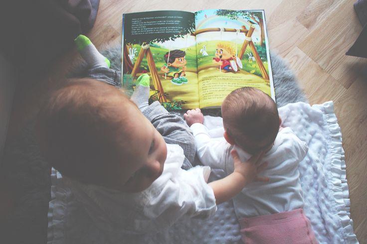 Personalisierte Kinderbücher von Hurra Helden: Das perfekte Weihnachtsgeschenk für Kinder & Kleinkinder!