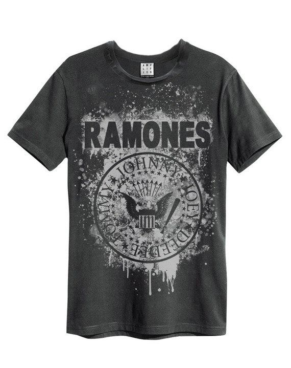 RAMONES GRAFITTI MENS CREW