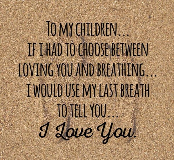 Homean Quotes: 25+ Best Love My Children Quotes On Pinterest