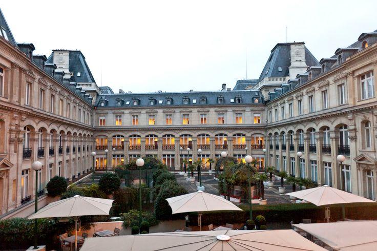 Crowne Plaza Paris - Republique hotel...features traditional Haussmann architecture, minutes from Montmartre and historic Le Marais.