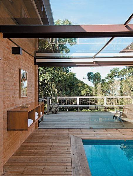 Rural Contemporânea: Casa De 317 M² Mistura Arquitetura Atual Com Elementos  Artesanais