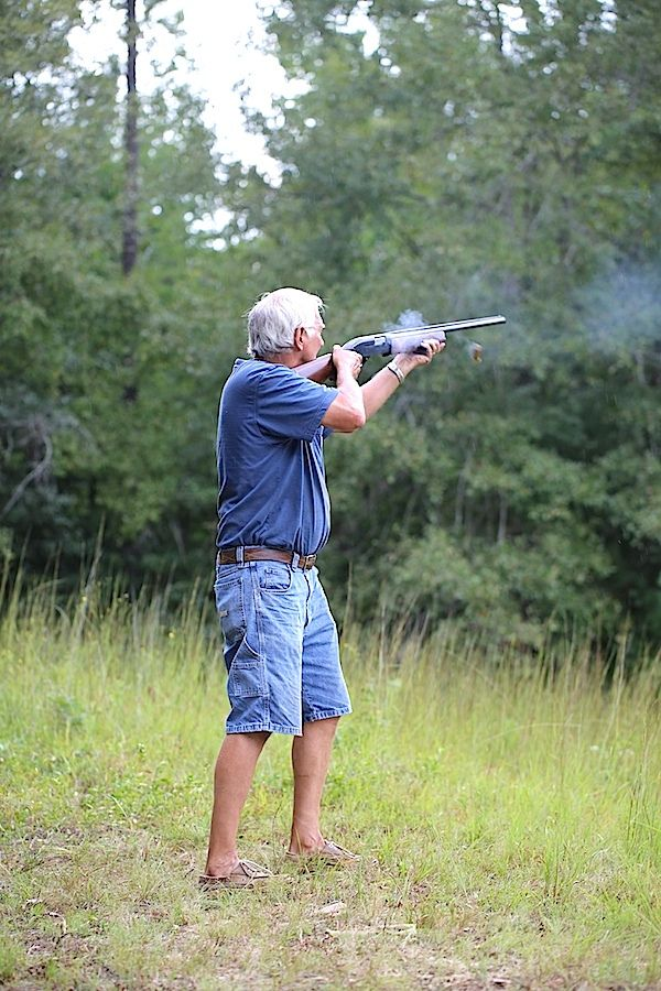 DOVE SEASON WARRANTS A SKEET SHOOTING OUTING WITH THE FAMILY  Yesterday was opening day of dove season in Alabama. Dove are the filet mignon of the air, and we all look very forward to this season. Although the boys brought home more than 20 birds, a few of the…