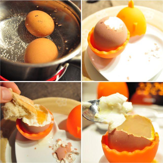 Cómo hacer el huevo pasado por agua perfecto: http://www.cocina.es/2014/01/20/como-hacer-el-huevo-pasado-por-agua-perfecto/