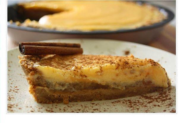 Receitas de Portugal: Tarte de maçã e leite condensado