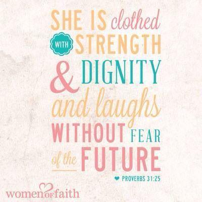Women of faith!!