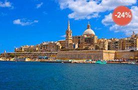 Hosszú hétvége Máltán!