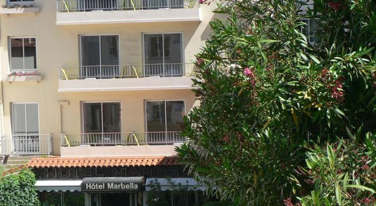 Brit Hotel Marbella Biarritz Located in Biarritz, Brit Hotel Marbella is in the Old Harbour district just a 5-minute walk from three beaches. Free WiFi is available throughout the property.