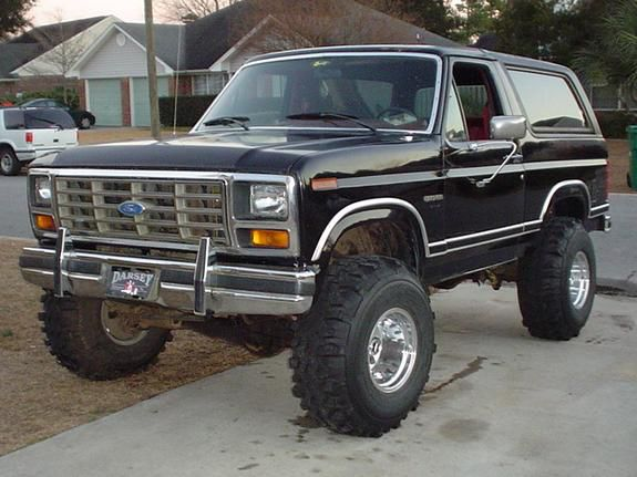 Ford Bronco 1986                                                                                                                                                                                 More