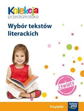 """""""Kolekcja przedszkolaka"""" Wybór tekstów literackich - Sklep"""