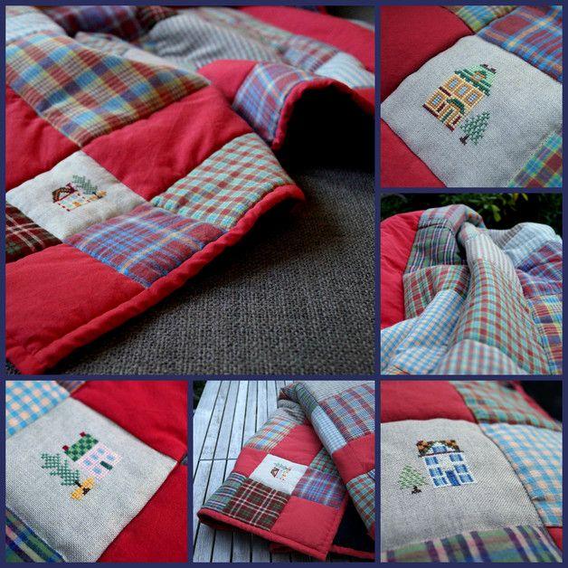 Diese Decke Ist Fr Jemanden Gedacht Der Patchwork Liebt