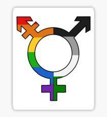 Image result for ftm transgender symbol
