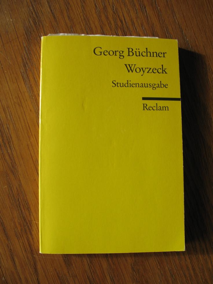 Woyzeck, Georg Büchner.