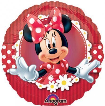 Minnie Mouse Balloon  Minnie Mouse Theme air by ThePartyGnome