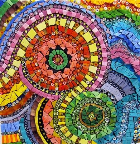 17 Best Images About Mosaic Abstract On Pinterest