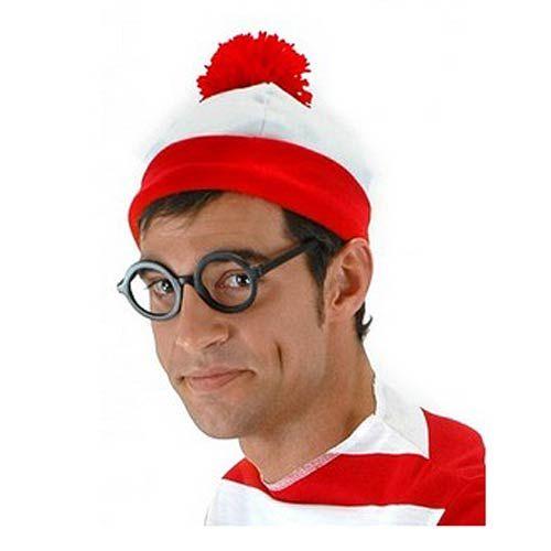 Where's Waldo? Beanie Hat - Elope - Wheres Waldo - Hats at Entertainment Earth