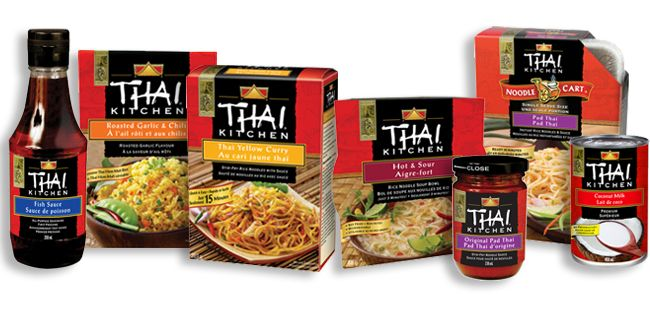 Thai Kitchen thai kitchen canada - products | thai packaging | pinterest | more