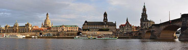Brühlsche Terrasse Dresden von Mausi Dresden