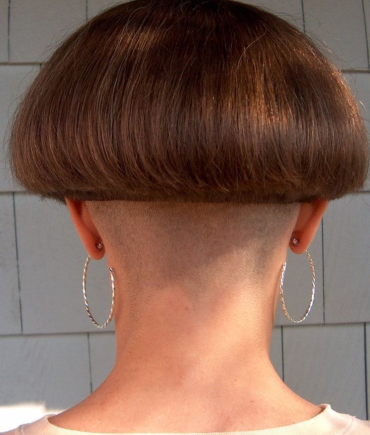 17 Best images about bowl and mushroom cuts on Pinterest