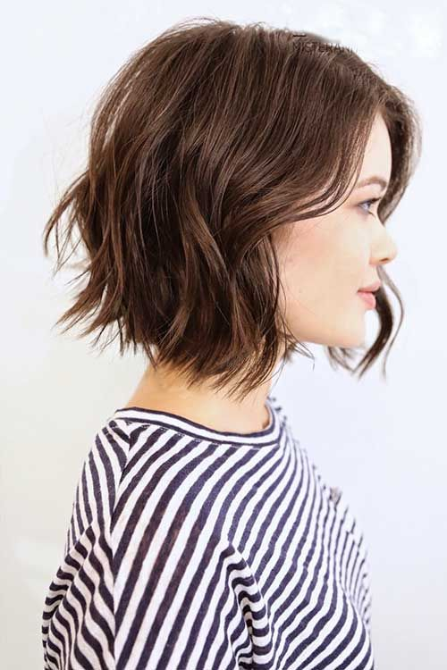 Short Cropped Hair
