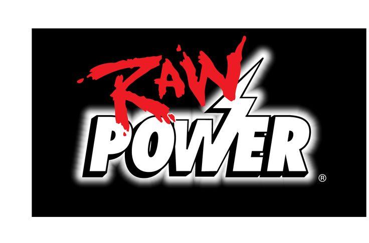 Raw Power Brand Logo
