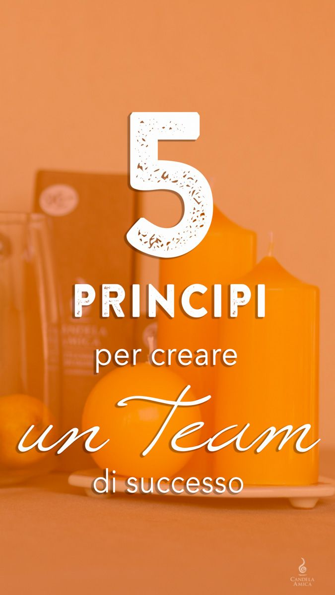 Un gruppo di lavoro che si impegna a seguire un'unica direzione e che si orienta verso obbiettivi comuni, nell'idea di condivisione e armonia generale, è un team che può raggiungere grandi risultati!