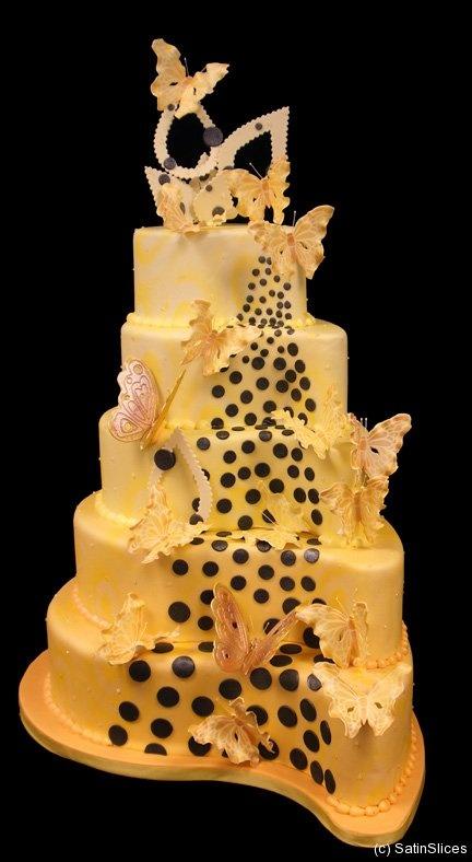 Paisley Shaped Cake Ideas