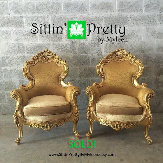 sold antique italian rococo chair fauteuil bergere. Black Bedroom Furniture Sets. Home Design Ideas