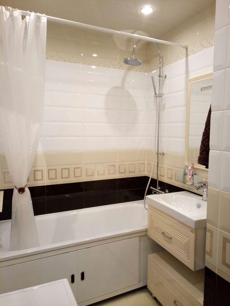 """Очень часто самым сложным в ремонте оказывается не только  закупить все составляющие для отделки ванной комнаты, но и подобрать их под единое  стилевое  решение.   В фирменном салоне Керама Марацци по адресу:  г. Мытищи, Ярославское шоссе, д.118Д, ТК """"Строим Дом"""" эти задачи с удовольствием решают дизайнеры. Они не только предложат единую концепцию отделки, но и подберут все необходимое для ее воплощения: плиту, затирку. люки, потолки, смесители, теплый пол,сантехнику, мебель для ванной…"""