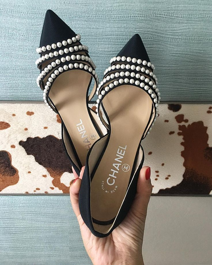 """1,584 Likes, 69 Comments - KATYA ACKERMANN (@katyackermann) on Instagram: """"So far these r my favorite #chanelshoes  Comfy and Elegant, Feminine and Chic @chanelofficial…"""""""