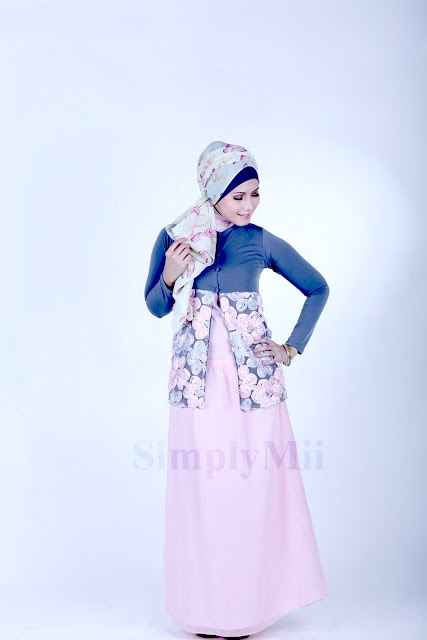 SimplyMii - Sofie Rose Cardigan - (All Size)  Sofie Chiffon Skirt  - Strawberry Mousse IDR 15O.OOO (Size S-M and M-L)