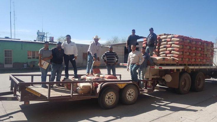 El gobierno municipal encabezado por el alcalde Enrique Lujan Álvarez, llevó a cabo la entrega de cemento subsidiado en la cabecera municipal....