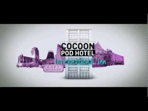 Cocoon @ International Inn Liverpool's First Boutique Pod Hotel