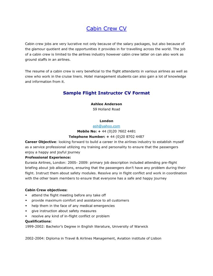 cook resume sample canada