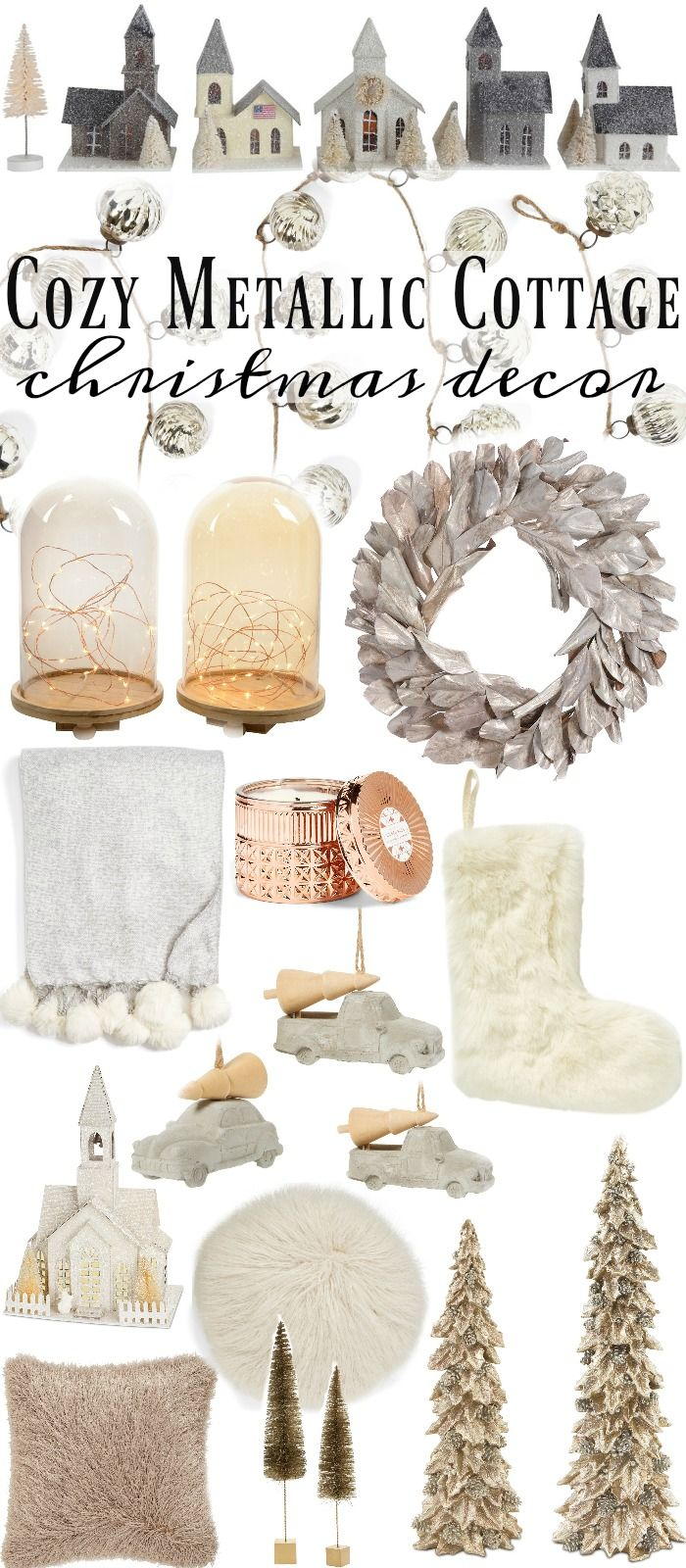 Best 25 cottage christmas decorating ideas on pinterest for Home decor inspiration