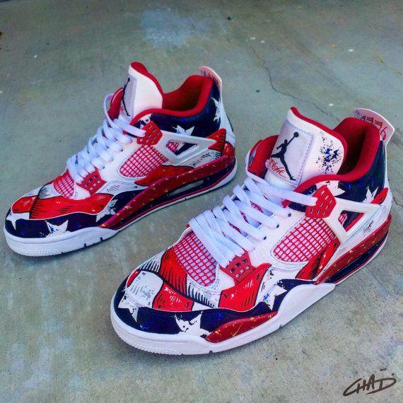 custom jordans shoes